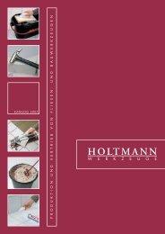 HOLTMANN Werkzeuge