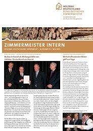 PDF-Download der Ausgabe 01/2013 - Holzbau Deutschland