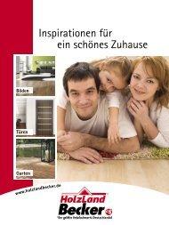 Download PDF - HolzLand Becker