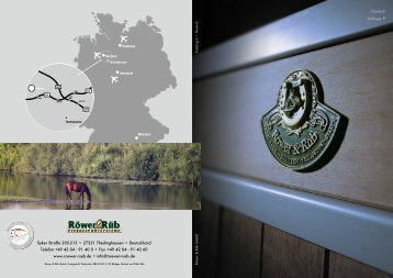 Hauptkatalog Download - Röwer & Rüb