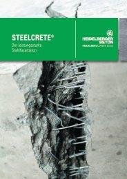 STEELCRETE - HeidelbergCement