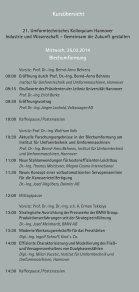 Programm UKH 2014 - DYNAmore - Seite 3