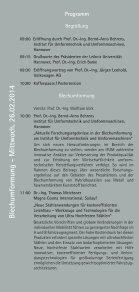 Programm UKH 2014 - DYNAmore - Seite 6