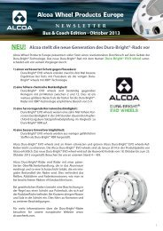 Newsletter October 2013 German final.indd - Alcoa