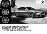 LMR BMW CHde Titel.indd - Felix Emmenegger AG