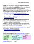 Web Resources; Summary Tables, references (23 p PDF) - Page 5