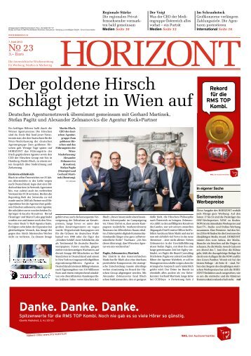Gold - Horizont