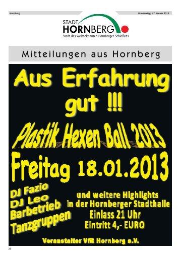 Amtliches_Nachrichtenblatt_Hornberg_Nr. 03_vom 17.01.2013