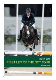 fIRSt lEg Of thE gCt tOuR - HORSE TIMES Magazine