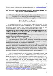 herunterladen (pdf) (141 kB) - Prof. Dr. Dr. Horst W. Beck