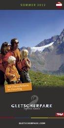 08 Gletscherpark Folder - Hotel Lamm