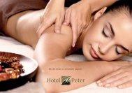 Beautyprospekt - Hotel Peter