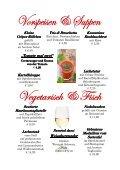 Unsere Speisekarte als Download für Sie - Hotel Rosenhof in ... - Seite 2