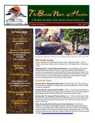 May - Houston Bonsai Society