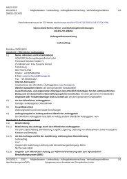 Deutschland-Berlin - HOWOGE Wohnungsbaugesellschaft mbH