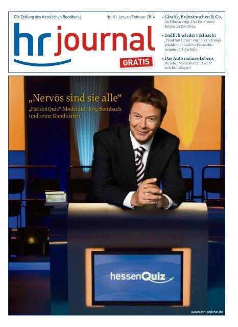Hr Journal Januarfebruar 2014 Pdf 29 Mb Hessischer