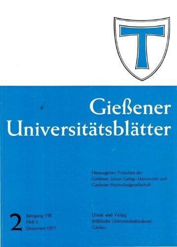 Dokument 1.pdf (5.841 KB) - Zur Giessener Elektronischen Bibliothek