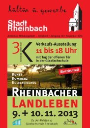 November - Rheinbach
