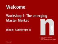 Room: Auditorium 2 - HRK nexus