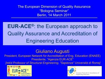 EUR-ACE presentation - HRK nexus