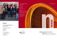 Contact HRK German Rectors' Conference - HRK nexus