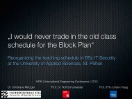 """I would never trade in the old class schedule for the ... - HRK nexus"