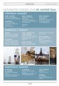 Hanse sail - HRO·LIFE - Das Magazin für die Hansestadt Rostock - Page 6