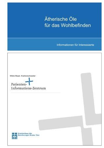 PIZ-Broschüre