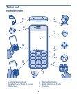 Nokia 206 Dual SIM Bedienungs anleitung - Page 5