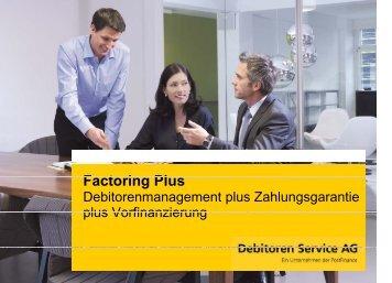 Factoring Plus - Concertopro