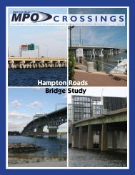 Fall - Hampton Roads Transportation Planning Organization