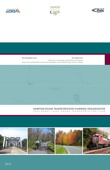 to download the 2035 Rural Long-Range Transportation Plan