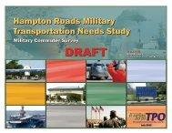 Q - Hampton Roads Transportation Planning Organization