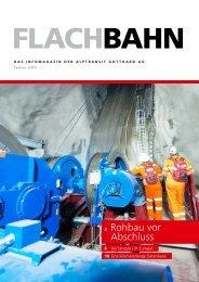 Sedrun 2013 - AlpTransit Gotthard AG