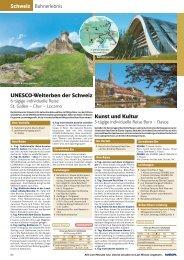 Kanton Bern - Ameropa-Reisen
