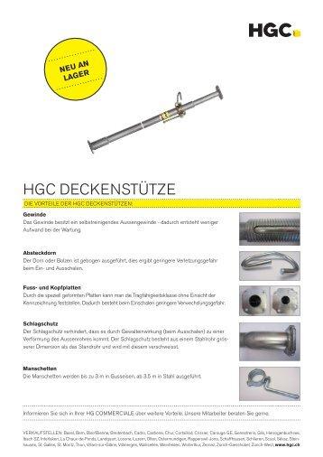 Deckenstützen_DE - HG Commerciale