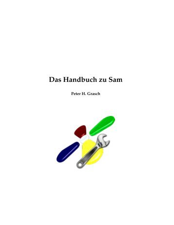 Das Handbuch zu Sam - KDE Documentation