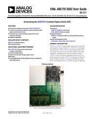UG-571 - Analog Devices