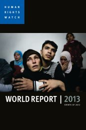 World Report (.pdf) - Human Rights Watch
