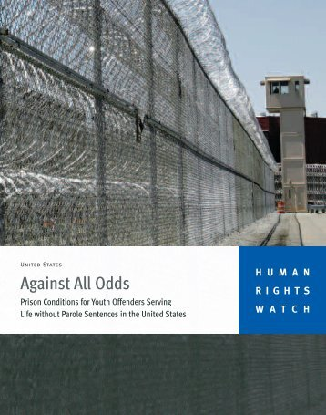 Against All Odds - Human Rights Watch