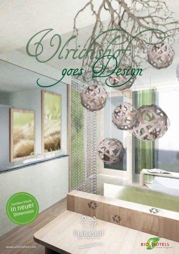 goes Design - Ulrichshof