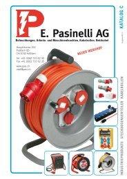 Katalog C - E. Pasinelli AG