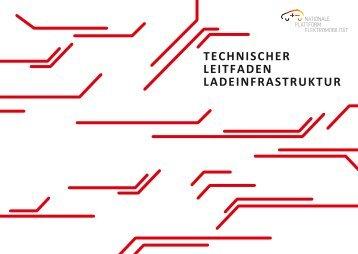 Technischer Leitfaden Ladeinfrastruktur - beim VDA