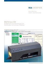 REA PC-Scan/LD3 - Thomas Systeme GmbH