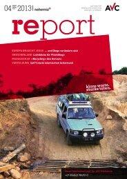 klareworte. starke taten. report - Nehemia