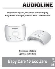 Baby Care 10 Eco Zero - Amazon S3