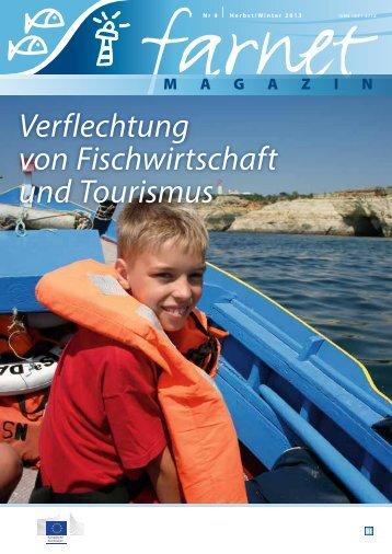 Verflechtung von Fischwirtschaft und Tourismus - Europa
