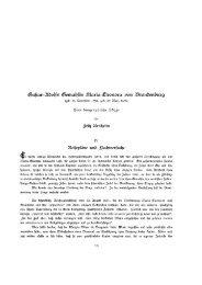 Gustav-Adolfs Gemahlin Maria ?leonora von Brandenburg