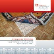 Sicher wohnen - Besser leben (pdf) - Bundesministerium für Arbeit ...