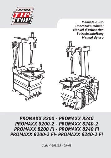 PROMAXX 8200-8240_BA.pdf - tta-shop.de